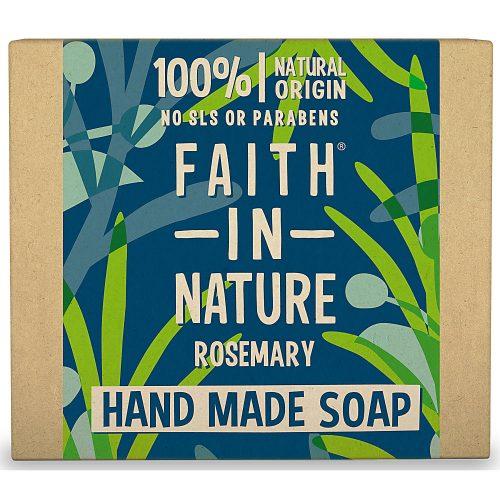 Faith in Nature Rozmaring szappan