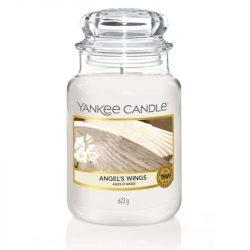 Yankee Candle Angel wings nagy üveggyertya
