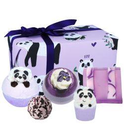 Bomb Cosmetics Panda ajándékcsomag