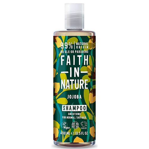Faith in Nature Jojoba sampon 400ml