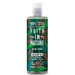 Faith in Nature Aloe Vera sampon 400ml