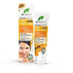 Dr. Organic Bio Méhpempő bőrfolt világosító krém