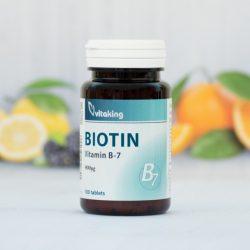 VitaKing Biotin 900mcg