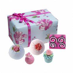 Bomb Cosmetics Rózsabimbó ajándékcsomag