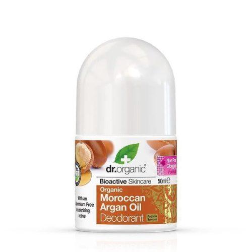 Dr. Organic Marokkói Argánolaj golyós dezodor 50ml