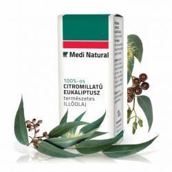 MediNatural Citromillatú eukaliptusz illóolaj 100%