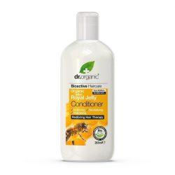Dr. Organic Bio Méhpempő hajkondicionáló 265ml