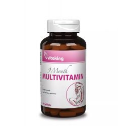 Vitaking 9 hónap multivitamin (60db)