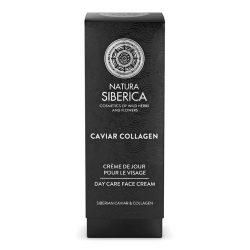 Natura Siberica Caviar Collagen Nappali arckrém Érett bőrre