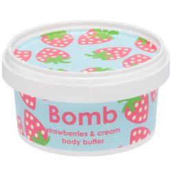 Bomb Cosmetics Epres Krém Testvaj