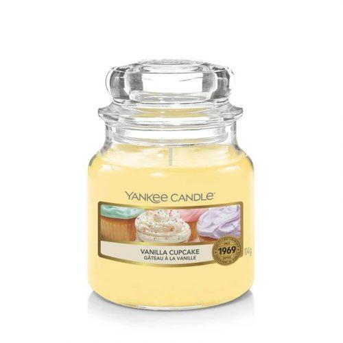 Yankee Candle Vanilla Cupcake kis üveggyertya