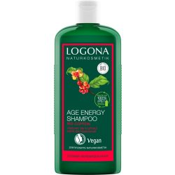 Logona Energetizáló sampon bio koffeinnel 250ml