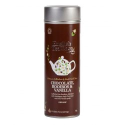 English Tea Shop Csokoládé és Vaníllia Roobios tea fémdobozban
