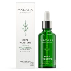 MÁDARA Deep Moisture Vitamin olaj 50ml
