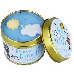Bomb Cosmetics Felhők felett tégelyes gyertya