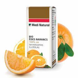 MediNatural Bio édes narancs illóolaj 100%