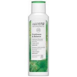 Lavera Sampon Freshness & Balance, zsíros hajra 250ml