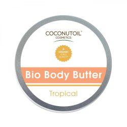 Coconutoil Cosmetics Bio Trópusi Testvaj 100ml