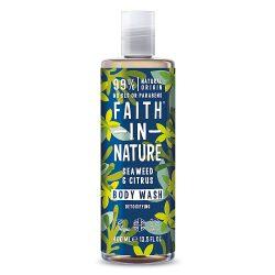 Faith in Nature Bio tengeri hínár tusfürdő