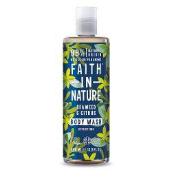 Faith in Nature Tengeri hínár tusfürdő 400ml
