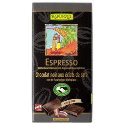 Rapunzel Svájci Félédes kávés csokoládé
