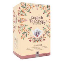 English Tea Shop Happy Me Organikus Tea 20 filter