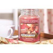 Yankee Candle Home Sweet Home nagy üveggyertya