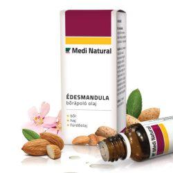 MediNatural Édesmandula hidegen sajtolt bőrápoló olaj