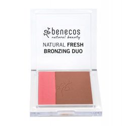 Benecos Fresh Bronzing Duo California night