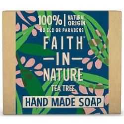 Faith in Nature Bio teafa szappan