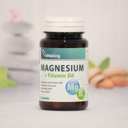 Vitaking Magnézium + B6 (30)