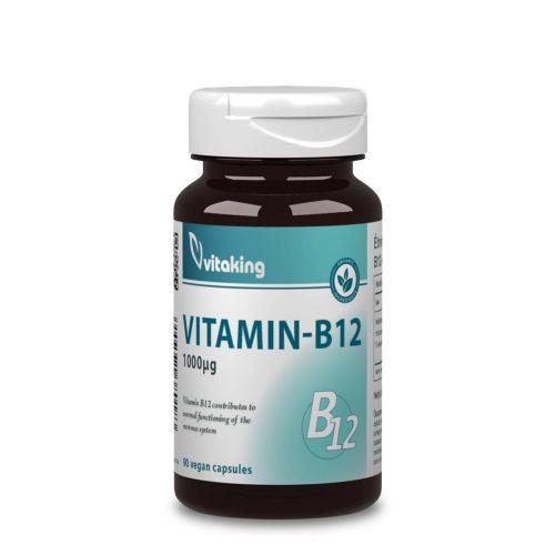 VitaKing B-12 vitamin 500mcg
