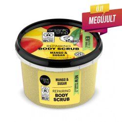 """Organic Shop """"Kenyai mangó"""" cukros testradír"""