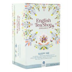 English Tea Shop Sleepy Me Koffeinmentes Tea 20 filter