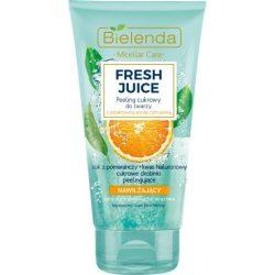Bielenda Fresh Juice hidratáló hatású arcradír - Narancs
