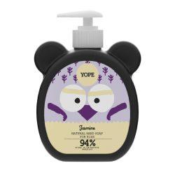 YOPE Jázmin természetes kézmosó szappan gyermekeknek 400ml