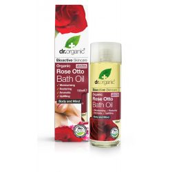 Dr. Organic Damaszkuszi rózsa fürdő olaj