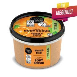 Organic Shop Szicíliai narancs bőrradír