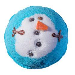Bomb Cosmetics Frosty hóember fürdőbomba
