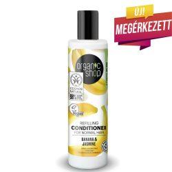 Organic Shop Hidratáló sampon bio kókusszal 280ml