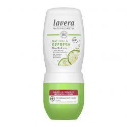 Lavera Frissítő vasfű és lime golyós dezodor 50ml