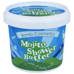 Bomb Cosmetics Jégkrém tusfürdő Mohito