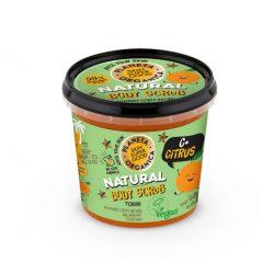 Planeta Organica Skin Super Good Természetes testradír citrusokkal és C-vitaminnal 360 ml