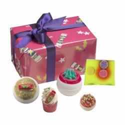 Bomb Cosmetics Karácsonyi édesség Ajándékcsomag