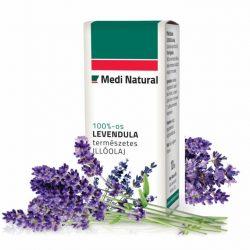MediNatural Levendula illóolaj 100% 10ml