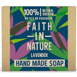 Faith in Nature Bio levendula szappan