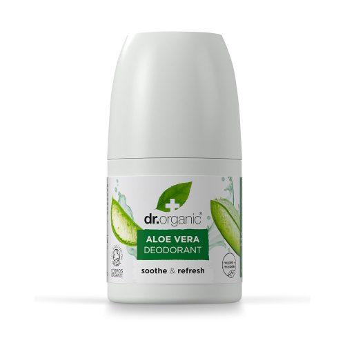 Dr. Organic Bio Aloe Vera golyós dezodor