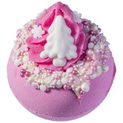 Bomb Cosmetics Pink Karácsony fürdőbomba