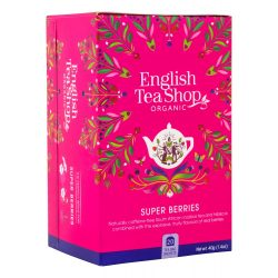 English Tea Shop Bio tea - Szuper bogyók 20 filter