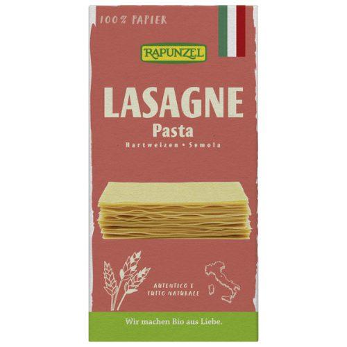Rapunzel Durumdarás lasagne tészta 250g